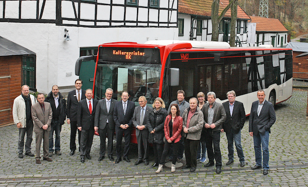 "Photo of MK: Startschuss für den ""Kultursprinter"""