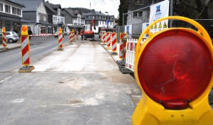 Olsberger Ruhrbrücke ab Freitag wieder zweispurig befahrbar