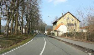 Ortsdurchfahrt Eringerfeld gesperrt