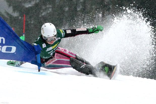 Ester Ledecka - Quelle: Wintersport-Arena Sauerland