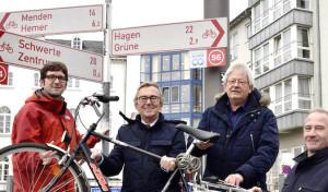 """Regionale-Projekt """"Radeln nach Zahlen"""""""