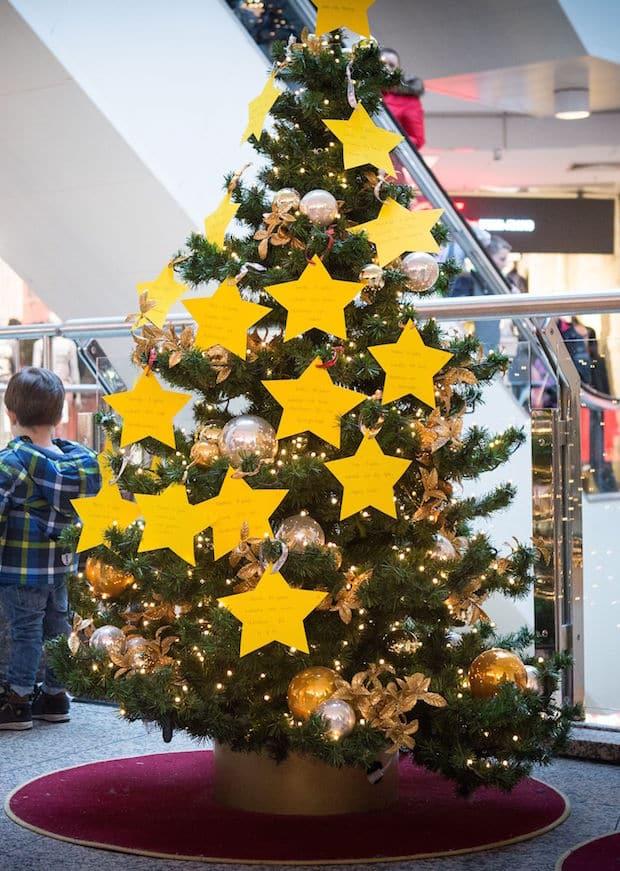Photo of Ein Wunschbaum im Stern-Center Lüdenscheid