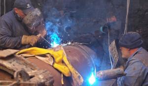 Positive Industrieumsätze – zuletzt jedoch mit Dämpfern