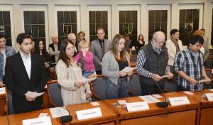 15 neue Staatsbürger im Kreis Soest