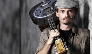 Bluesmusiker Tim Lothar zu Gast im Alten Schlachthof