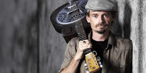 Photo of Bluesmusiker Tim Lothar zu Gast im Alten Schlachthof