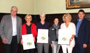 Klima- und Umweltschutz-Engagement mit dem RWE Klimaschutzpreis 2015 gewürdigt