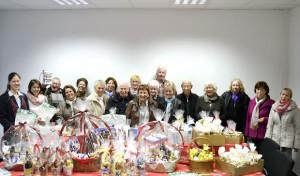 19. Continue Weihnachtsbasar im Rathausfoyer