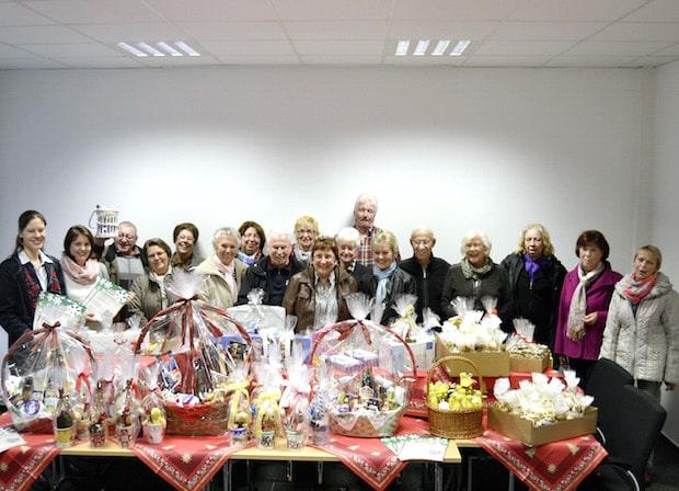 Photo of 19. Continue Weihnachtsbasar im Rathausfoyer