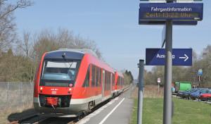 Vorfahrt für Bus und Bahn