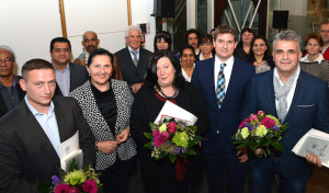 Integrationspreis für Sabina König aus Ense