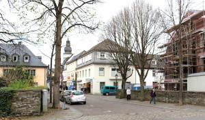 """Attendorn: Baustelle """"Am Wassertor"""""""