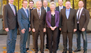 Besuch der Regierungspräsidentin bei Bürgermeisterkonferenz