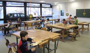 Tag der offenen Tür in der Sekundarschule Olsberg-Bestwig