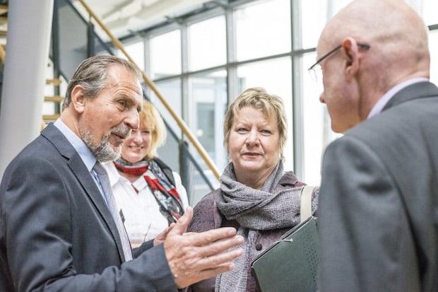 Photo of Inklusion im Zentrum der Universität Siegen