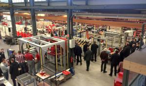 Rohrumformtechnik und Automation im Fokus