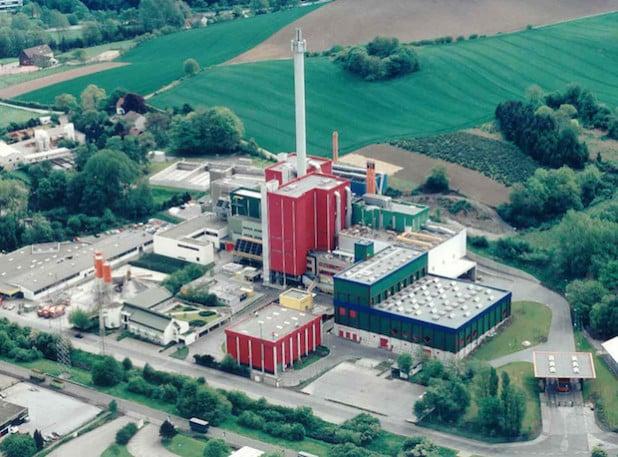 Was wird in der Zukunft aus dem Müllheizkraftwerk in Iserlohn? (Foto: AMK/Märkischer Kreis)