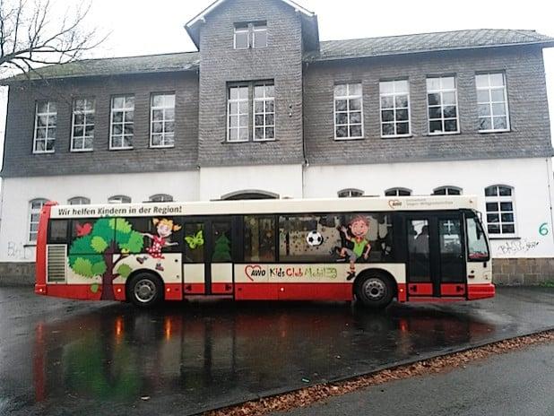 Der AWO-Bus - Foto: Stadt Hilchenbach