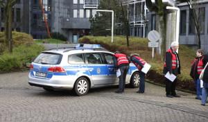 Kreishaus Lüdenscheid evakuiert