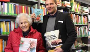 Fahrbücherei startet Seniorenaktion