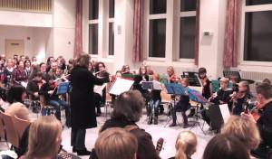 Gelungenes Weihnachtskonzert rundet das Musikschuljahr ab