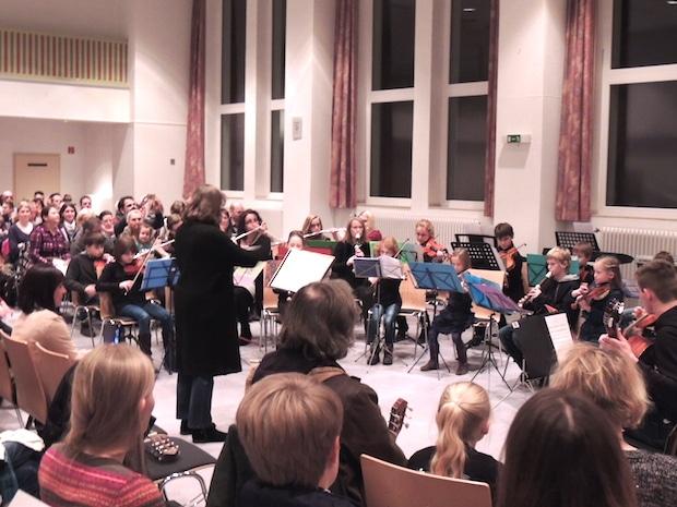 Photo of Gelungenes Weihnachtskonzert rundet das Musikschuljahr ab