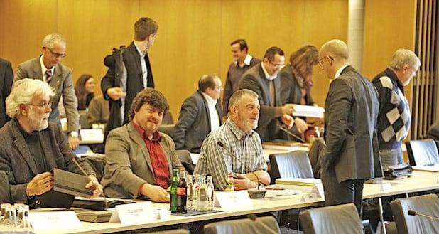 Mit nur drei Gegenstimmen beschlossen die Kreistagsmitglieder den Etat für nächstes Jahr (Foto: Hendrik Klein/Märkischer Kreis).