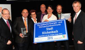 Stadt Hilchenbach bleibt Europäische Energie- und Klimaschutzkommune