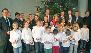 MJO-Musiker spielen im Bundestag