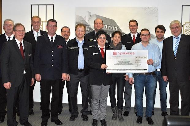 Photo of 3.000 Euro für vier Mescheder Hilfsorganisationen