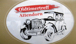 Oldtimertreff Attendorn: Termine für 2016