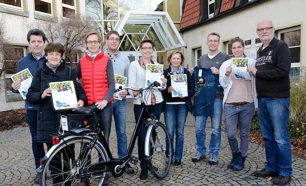 Photo of Kreisverwaltung Soest: Urkunden für Radpendler