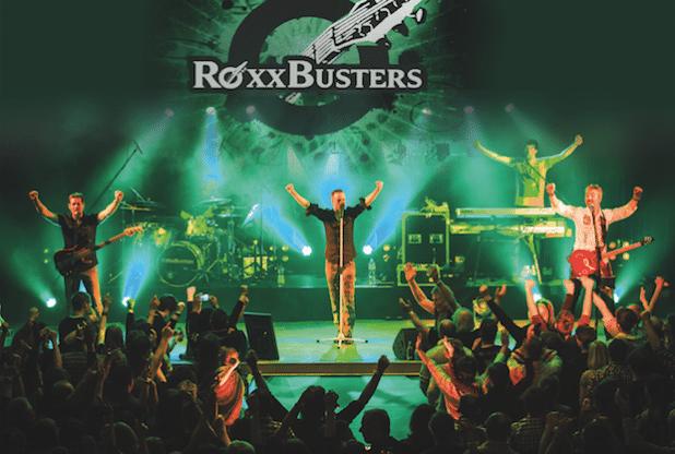 """Klassiker der 70er und 80er Jahre von U2 über Michael Jackson bis hin zu Joe Cocker werden von der Band """"RoxxBusters"""" am Samstag, 21. Mai 2016 musikalisch dargeboten und zelebriert. Der Vorverkauf hat begonnen (Foto: Hansestadt Attendorn)."""