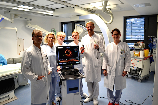 Photo of Herznotfallstation besteht Qualitätsprüfung