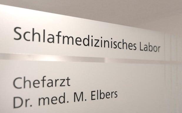 Verbesserung der Schlafqualität seiner Patienten ist das Ziel von Chefarzt Dr. Matthias Elbers (Foto: Marienkrankenhaus Soest).
