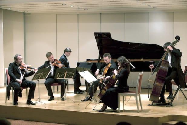 Pianist Christoph Soldan und die Schlesischen Kammersolisten (Foto: Christoph Soldan)