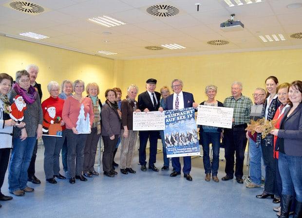 """Photo of """"Continue"""" übergab Spenden aus dem Erlös des 19. Weihnachtsbasars"""