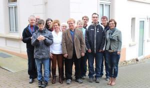 """Zehn Jahre Wohngruppe """"Altes Pfarrhaus"""""""