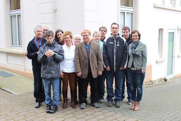 """Photo of Zehn Jahre Wohngruppe """"Altes Pfarrhaus"""""""