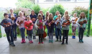 Adventskonzert der Musikschule Attendorn