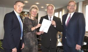 Erste Deutsche Bäckerfachschule in Olpe