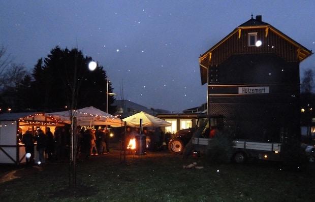 Photo of Glühweintasting und Weihnachtsswing am Alten Bahnhof