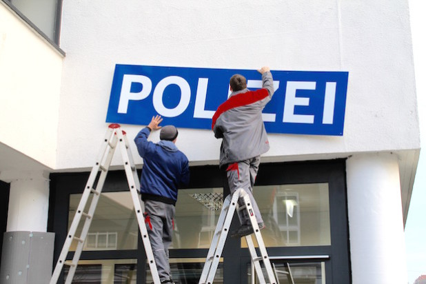 Die neue Wache - Foto: Polizei Hagen
