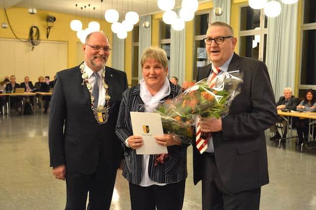 Photo of Ehrenamtliches Engagement mit der Ehrennadel der Stadt Hemer ausgezeichnet