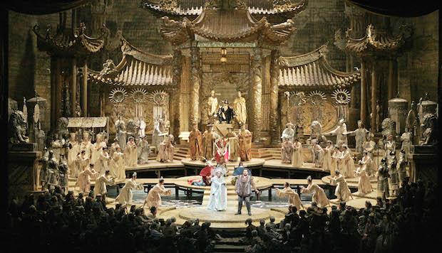 Photo of Metropolitan Opera im SchlachthofKino – Puccini: Turandot