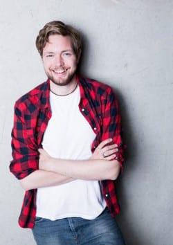 Bastian Bielendorfer - Foto: Guido Engels