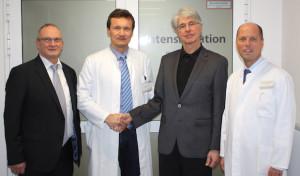 Neuer Chefarzt am Kreisklinikum Siegen
