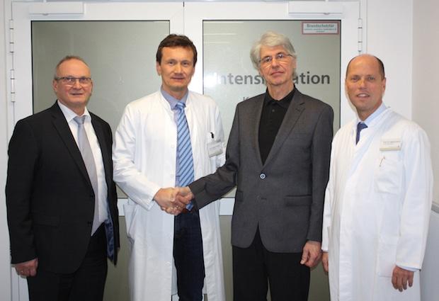 Photo of Neuer Chefarzt am Kreisklinikum Siegen