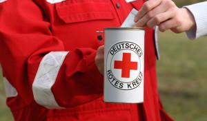 Siegen-Wittgenstein: Spendensammlung für die Rotkreuzarbeit