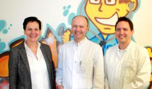 Dr. med. Gebhard Buchal neuer Chefarzt an der DRK-Kinderklinik Siegen
